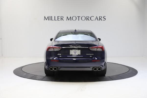 New 2021 Maserati Quattroporte S Q4 GranLusso for sale $123,549 at Bentley Greenwich in Greenwich CT 06830 5