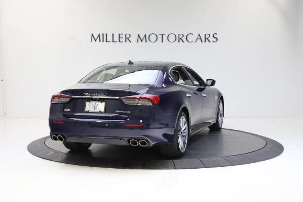 New 2021 Maserati Quattroporte S Q4 GranLusso for sale $123,549 at Bentley Greenwich in Greenwich CT 06830 6