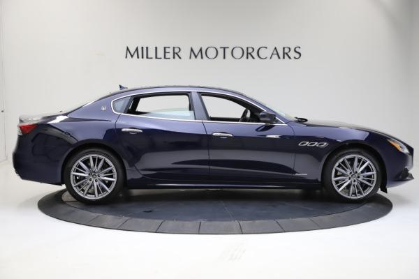 New 2021 Maserati Quattroporte S Q4 GranLusso for sale $123,549 at Bentley Greenwich in Greenwich CT 06830 8