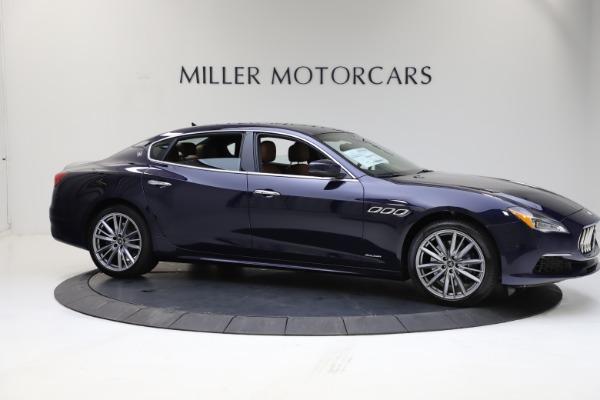 New 2021 Maserati Quattroporte S Q4 GranLusso for sale $123,549 at Bentley Greenwich in Greenwich CT 06830 9