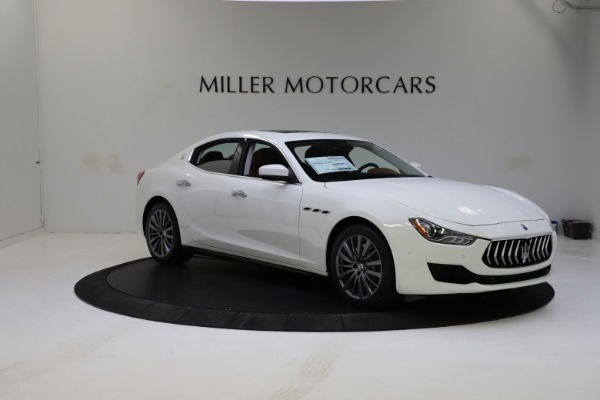 New 2021 Maserati Ghibli S Q4 for sale $85,754 at Bentley Greenwich in Greenwich CT 06830 10