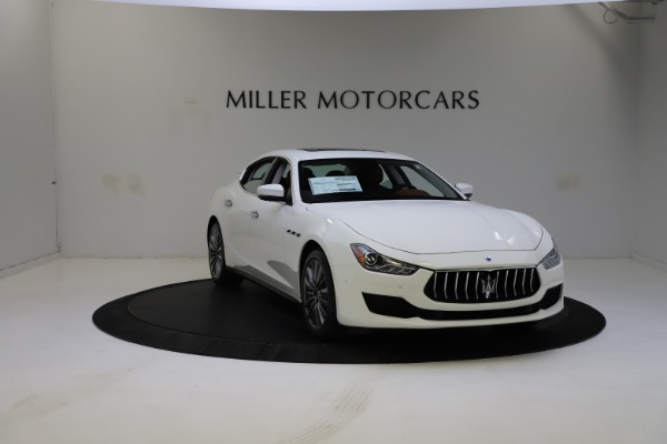 New 2021 Maserati Ghibli S Q4 for sale $85,754 at Bentley Greenwich in Greenwich CT 06830 11