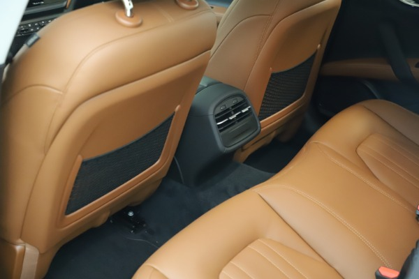 New 2021 Maserati Ghibli S Q4 for sale $85,754 at Bentley Greenwich in Greenwich CT 06830 17