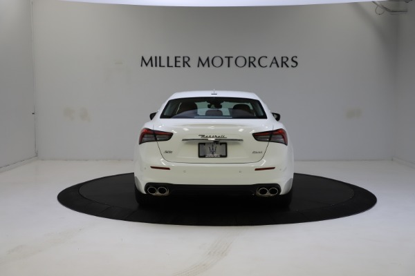 New 2021 Maserati Ghibli S Q4 for sale $85,754 at Bentley Greenwich in Greenwich CT 06830 5