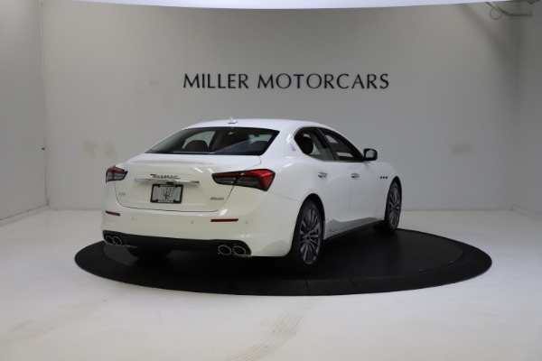 New 2021 Maserati Ghibli S Q4 for sale $85,754 at Bentley Greenwich in Greenwich CT 06830 6