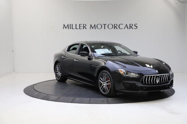 New 2021 Maserati Ghibli S Q4 for sale $86,654 at Bentley Greenwich in Greenwich CT 06830 13