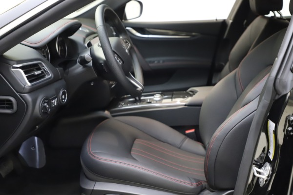 New 2021 Maserati Ghibli S Q4 for sale $86,654 at Bentley Greenwich in Greenwich CT 06830 16