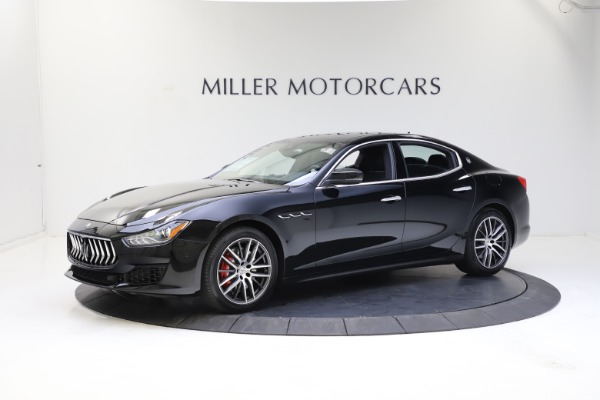 New 2021 Maserati Ghibli S Q4 for sale $86,654 at Bentley Greenwich in Greenwich CT 06830 4