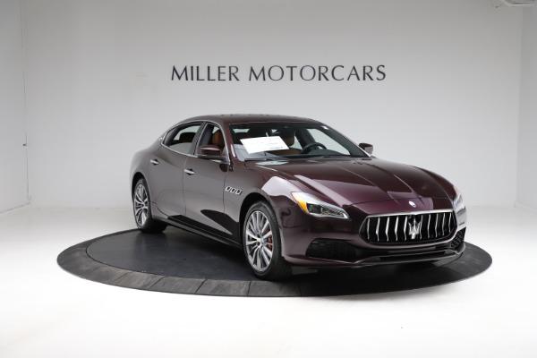New 2021 Maserati Quattroporte S Q4 for sale Sold at Bentley Greenwich in Greenwich CT 06830 11