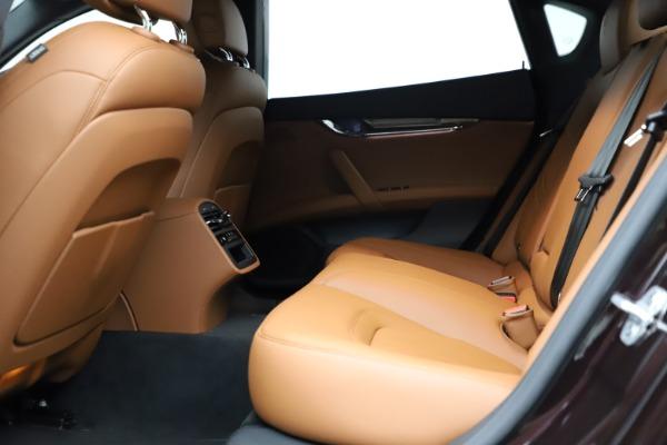 New 2021 Maserati Quattroporte S Q4 for sale Sold at Bentley Greenwich in Greenwich CT 06830 18