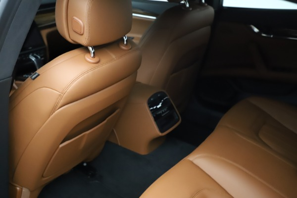 New 2021 Maserati Quattroporte S Q4 for sale Sold at Bentley Greenwich in Greenwich CT 06830 19