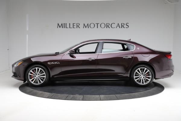 New 2021 Maserati Quattroporte S Q4 for sale $114,149 at Bentley Greenwich in Greenwich CT 06830 2