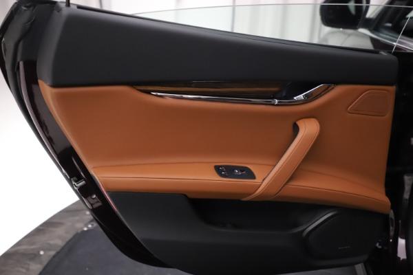 New 2021 Maserati Quattroporte S Q4 for sale Sold at Bentley Greenwich in Greenwich CT 06830 20