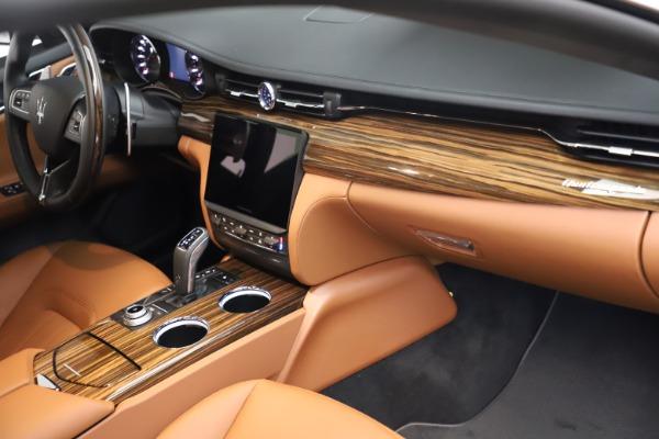 New 2021 Maserati Quattroporte S Q4 for sale Sold at Bentley Greenwich in Greenwich CT 06830 21