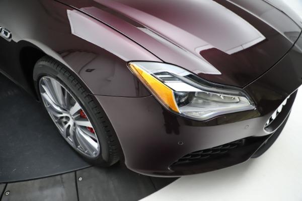 New 2021 Maserati Quattroporte S Q4 for sale Sold at Bentley Greenwich in Greenwich CT 06830 24