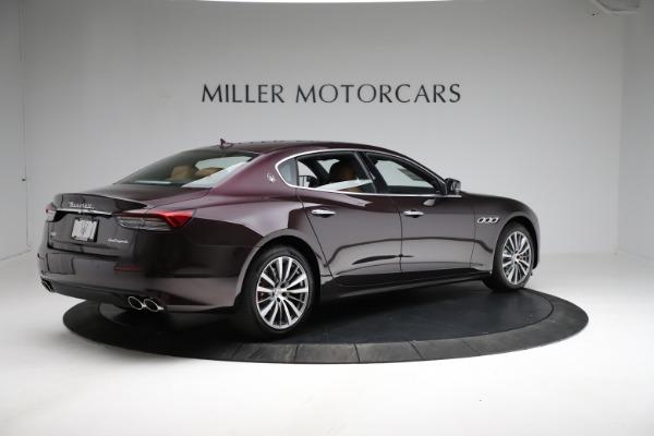 New 2021 Maserati Quattroporte S Q4 for sale Sold at Bentley Greenwich in Greenwich CT 06830 8