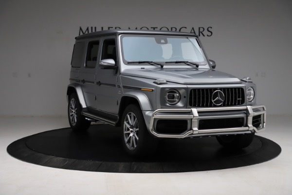 Used 2021 Mercedes-Benz G-Class AMG G 63 for sale $219,900 at Bentley Greenwich in Greenwich CT 06830 11