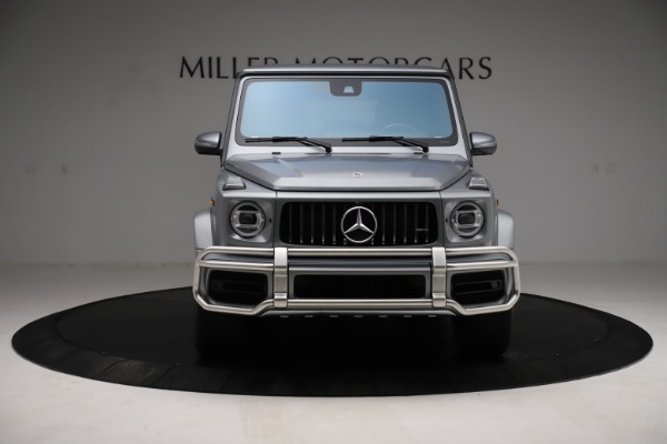 Used 2021 Mercedes-Benz G-Class AMG G 63 for sale $219,900 at Bentley Greenwich in Greenwich CT 06830 12