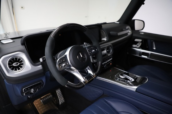 Used 2021 Mercedes-Benz G-Class AMG G 63 for sale $219,900 at Bentley Greenwich in Greenwich CT 06830 13