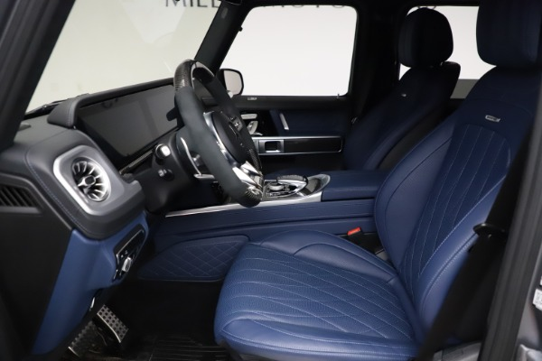 Used 2021 Mercedes-Benz G-Class AMG G 63 for sale $219,900 at Bentley Greenwich in Greenwich CT 06830 14