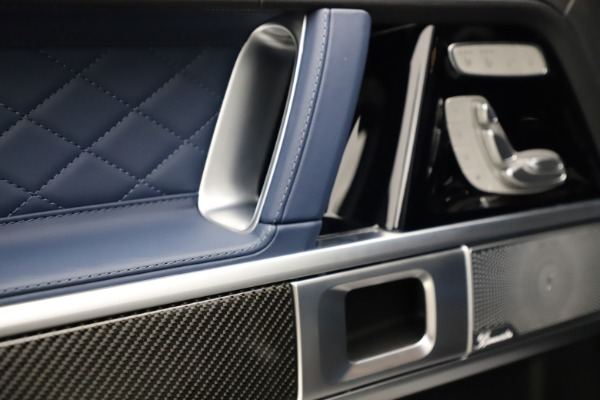 Used 2021 Mercedes-Benz G-Class AMG G 63 for sale $219,900 at Bentley Greenwich in Greenwich CT 06830 17