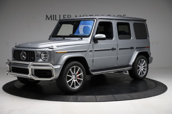 Used 2021 Mercedes-Benz G-Class AMG G 63 for sale $219,900 at Bentley Greenwich in Greenwich CT 06830 2