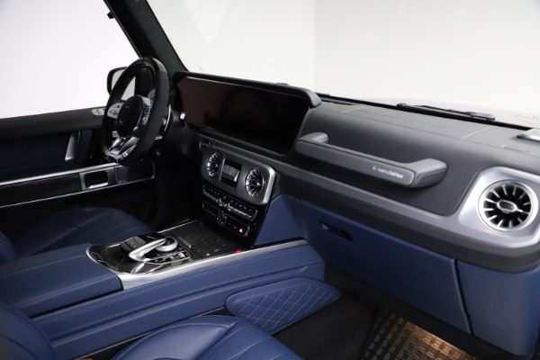 Used 2021 Mercedes-Benz G-Class AMG G 63 for sale $219,900 at Bentley Greenwich in Greenwich CT 06830 21