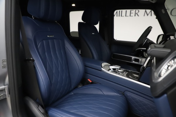 Used 2021 Mercedes-Benz G-Class AMG G 63 for sale $219,900 at Bentley Greenwich in Greenwich CT 06830 23