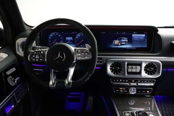 Used 2021 Mercedes-Benz G-Class AMG G 63 for sale $219,900 at Bentley Greenwich in Greenwich CT 06830 25