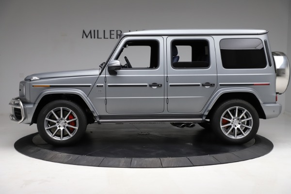 Used 2021 Mercedes-Benz G-Class AMG G 63 for sale $219,900 at Bentley Greenwich in Greenwich CT 06830 3