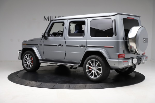 Used 2021 Mercedes-Benz G-Class AMG G 63 for sale $219,900 at Bentley Greenwich in Greenwich CT 06830 4