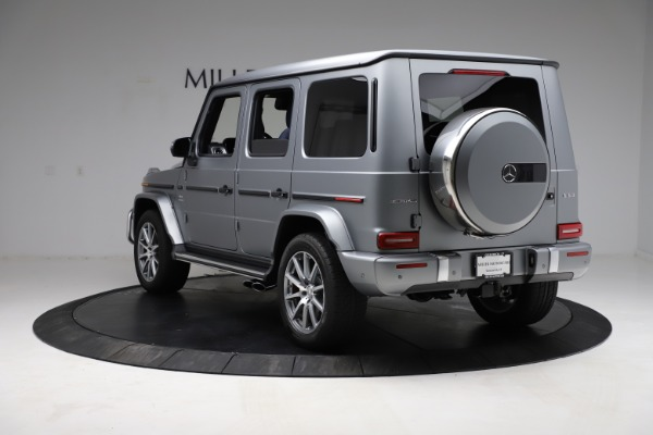 Used 2021 Mercedes-Benz G-Class AMG G 63 for sale $219,900 at Bentley Greenwich in Greenwich CT 06830 5