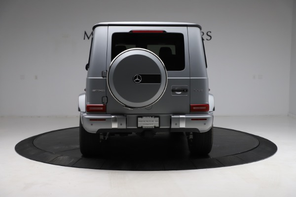Used 2021 Mercedes-Benz G-Class AMG G 63 for sale $219,900 at Bentley Greenwich in Greenwich CT 06830 6