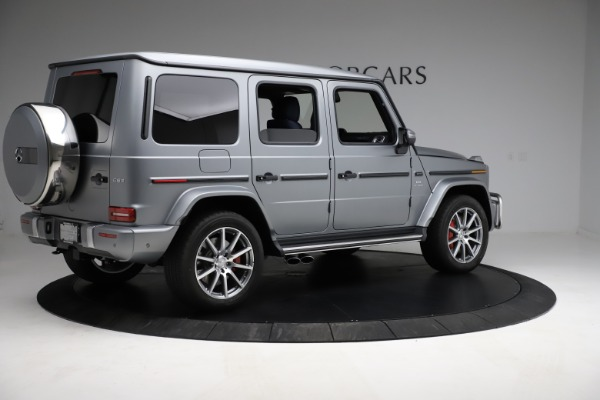 Used 2021 Mercedes-Benz G-Class AMG G 63 for sale $219,900 at Bentley Greenwich in Greenwich CT 06830 8