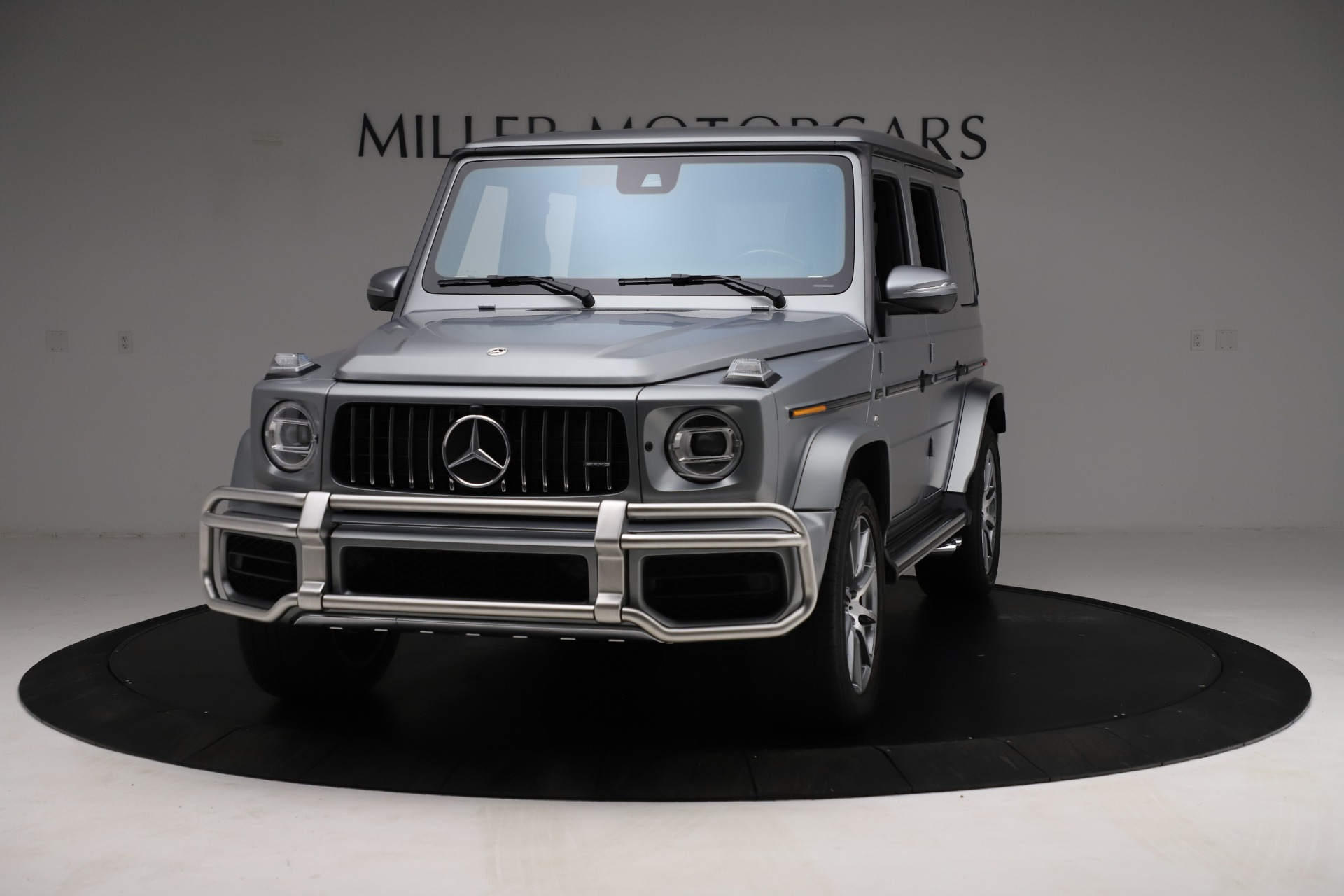 Used 2021 Mercedes-Benz G-Class AMG G 63 for sale $219,900 at Bentley Greenwich in Greenwich CT 06830 1