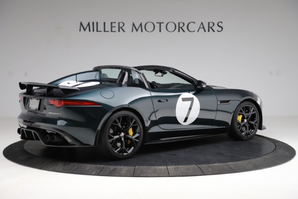 Used 2016 Jaguar F-TYPE Project 7 for sale $225,900 at Bentley Greenwich in Greenwich CT 06830 10