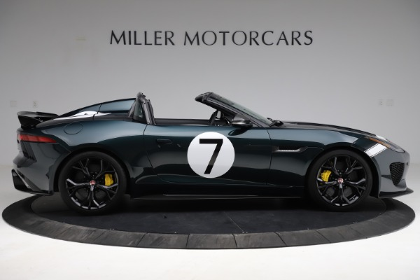 Used 2016 Jaguar F-TYPE Project 7 for sale $225,900 at Bentley Greenwich in Greenwich CT 06830 11