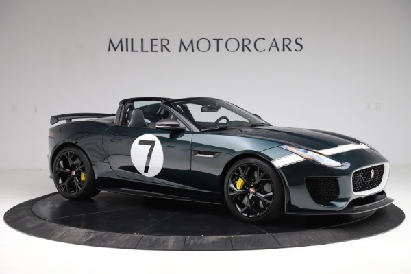 Used 2016 Jaguar F-TYPE Project 7 for sale $225,900 at Bentley Greenwich in Greenwich CT 06830 12