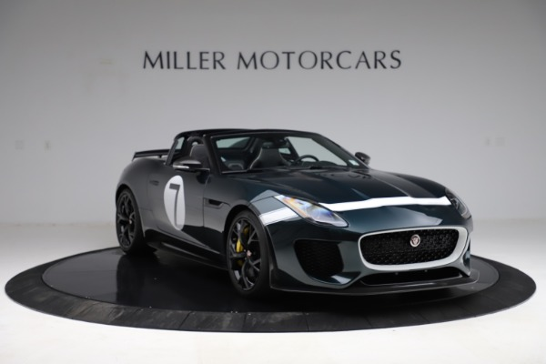 Used 2016 Jaguar F-TYPE Project 7 for sale $225,900 at Bentley Greenwich in Greenwich CT 06830 13