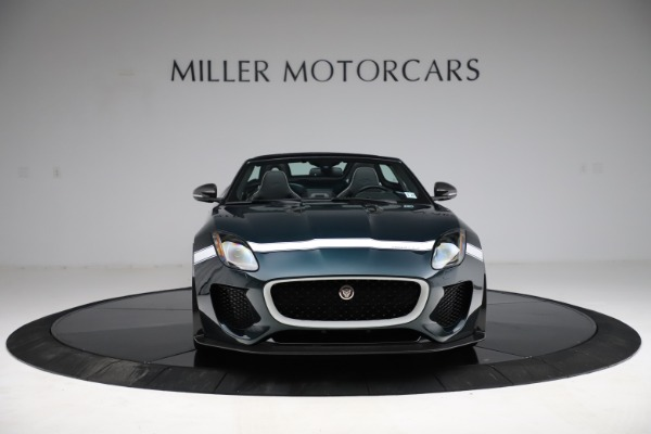 Used 2016 Jaguar F-TYPE Project 7 for sale $225,900 at Bentley Greenwich in Greenwich CT 06830 14
