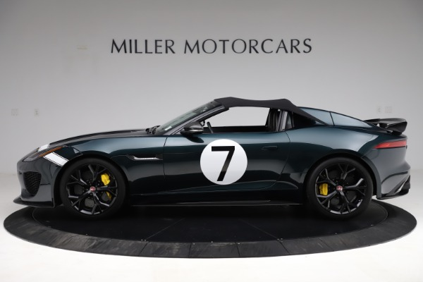 Used 2016 Jaguar F-TYPE Project 7 for sale $225,900 at Bentley Greenwich in Greenwich CT 06830 15