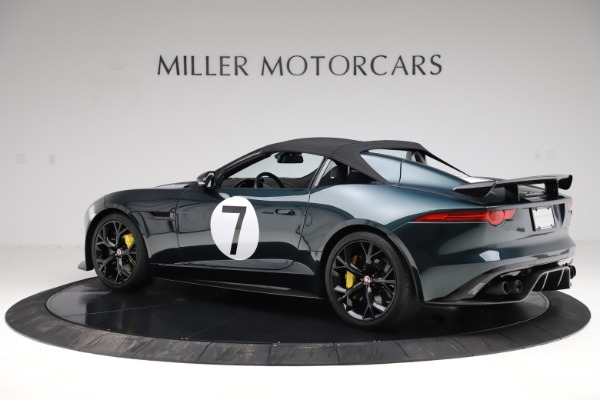 Used 2016 Jaguar F-TYPE Project 7 for sale $225,900 at Bentley Greenwich in Greenwich CT 06830 16