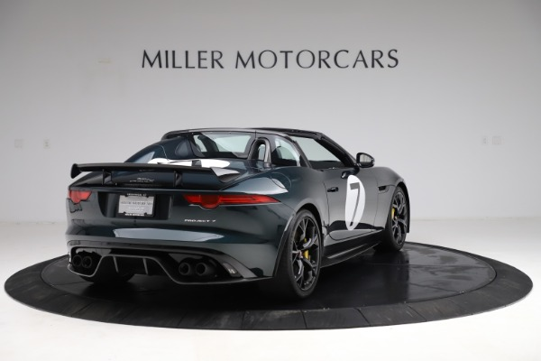 Used 2016 Jaguar F-TYPE Project 7 for sale $225,900 at Bentley Greenwich in Greenwich CT 06830 17