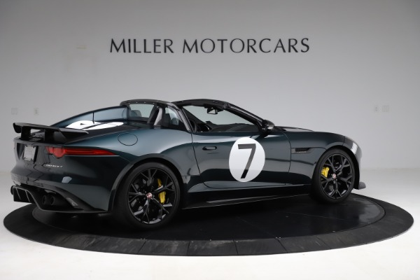 Used 2016 Jaguar F-TYPE Project 7 for sale $225,900 at Bentley Greenwich in Greenwich CT 06830 18