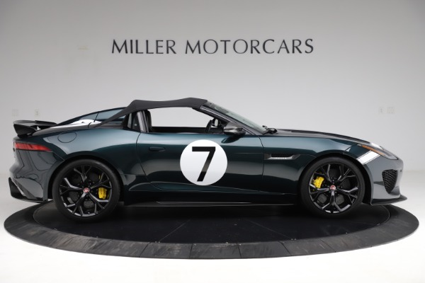 Used 2016 Jaguar F-TYPE Project 7 for sale $225,900 at Bentley Greenwich in Greenwich CT 06830 19