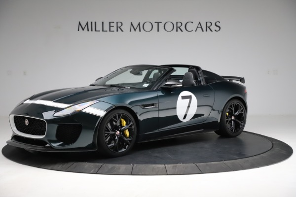 Used 2016 Jaguar F-TYPE Project 7 for sale $225,900 at Bentley Greenwich in Greenwich CT 06830 2