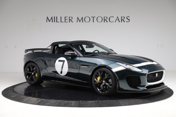 Used 2016 Jaguar F-TYPE Project 7 for sale $225,900 at Bentley Greenwich in Greenwich CT 06830 20