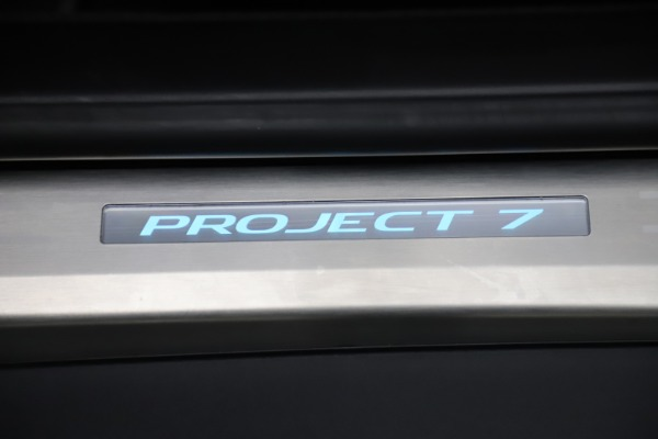 Used 2016 Jaguar F-TYPE Project 7 for sale $225,900 at Bentley Greenwich in Greenwich CT 06830 22