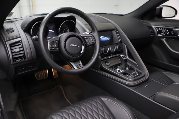 Used 2016 Jaguar F-TYPE Project 7 for sale $225,900 at Bentley Greenwich in Greenwich CT 06830 23
