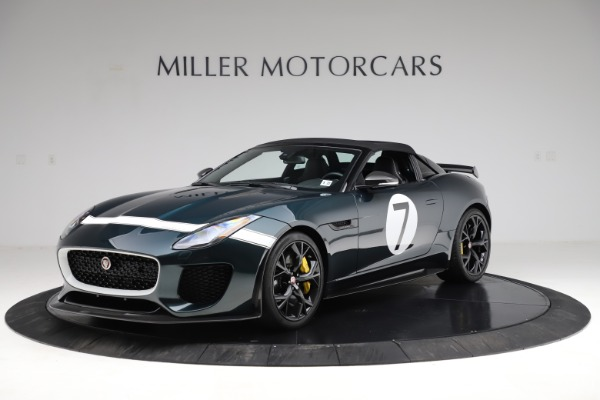 Used 2016 Jaguar F-TYPE Project 7 for sale $225,900 at Bentley Greenwich in Greenwich CT 06830 4